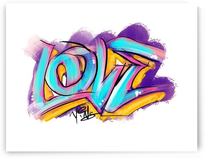 Love 2021 Edit 1 by Work by Carl
