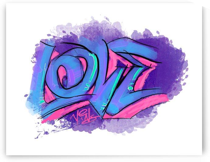 Love 2021 Edit 2 by Work by Carl