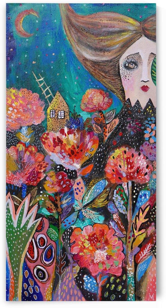 night flowers by penzlik