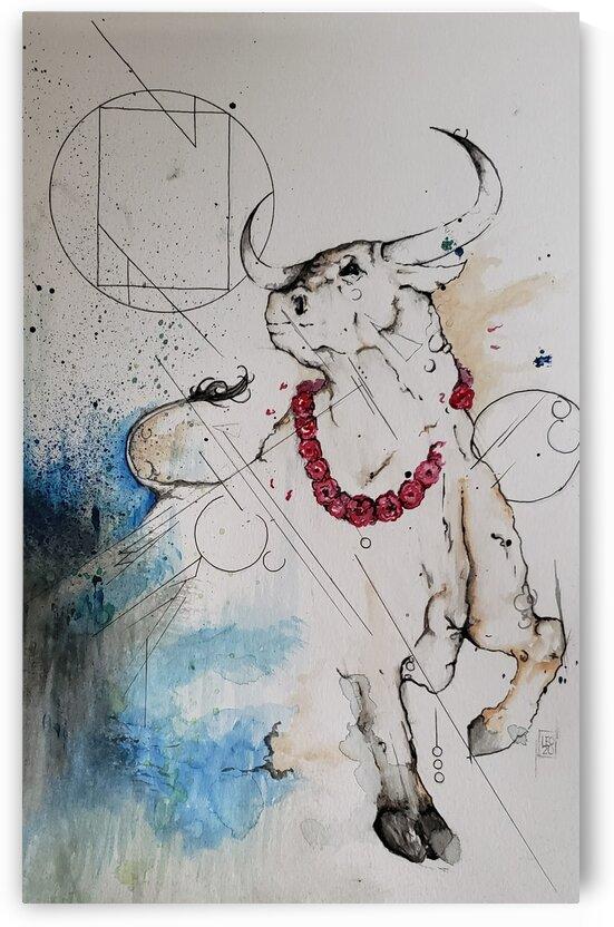 Taurus Rosso by EastwoodAdams Dsgn