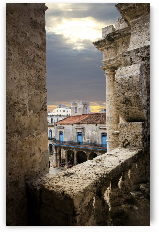 Havana From Above  by India Blake
