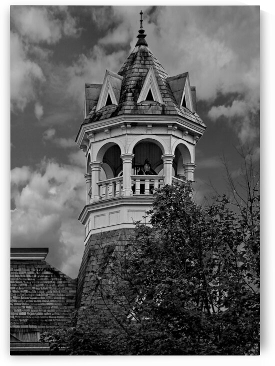Bell Tower by India Blake