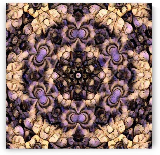 Purple Eye 2 by Jenn Rosner
