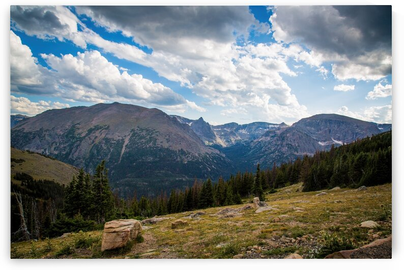 Rocky mountain majesty by 5280Images