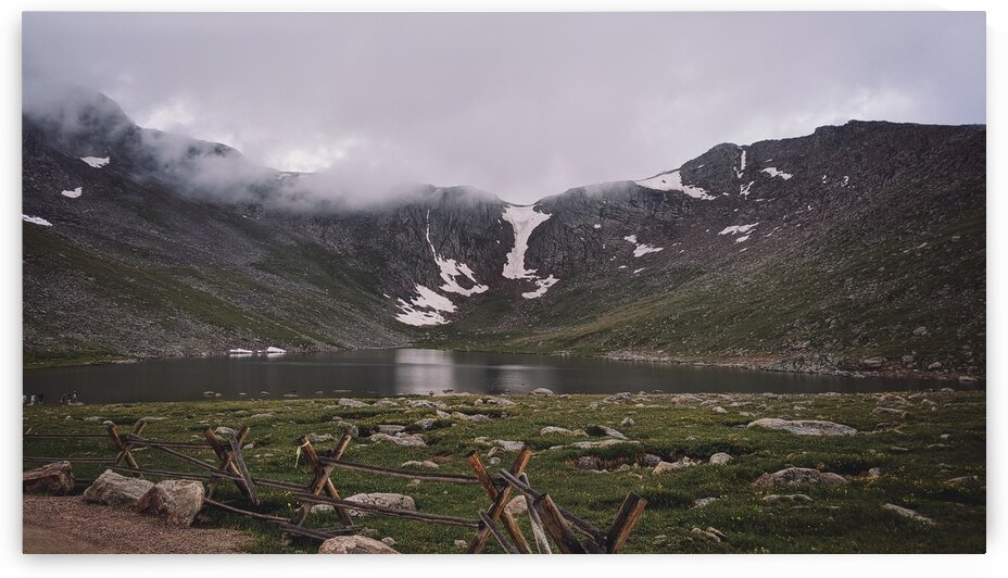 Rainy 14ers by 5280Images