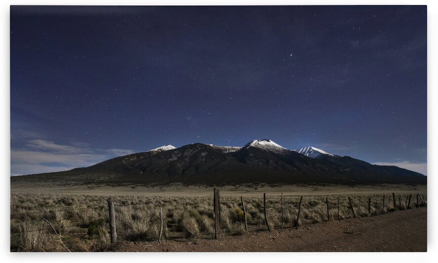 New mexico Mountains by 5280Images