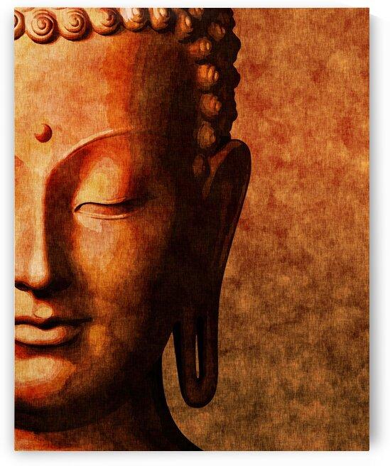 Inner Peace 02 - Buddha by Studio Grafiikka