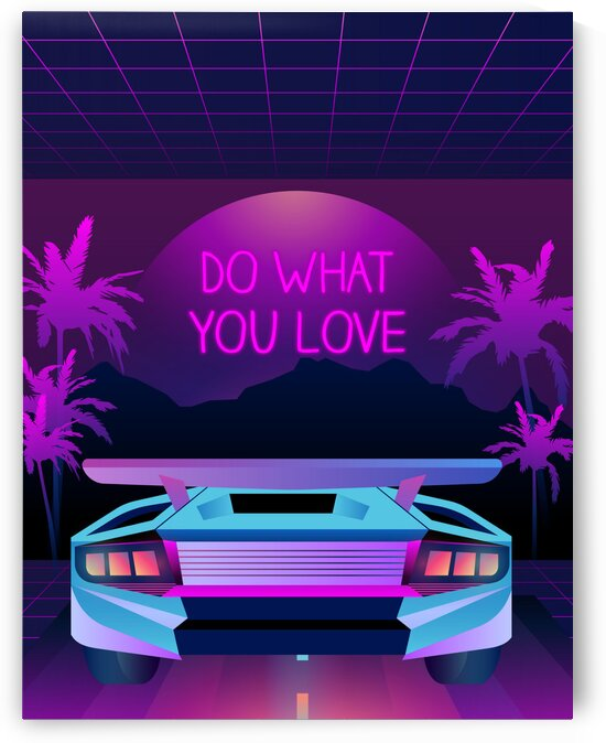 Do What You Love by Cris Rodrigues