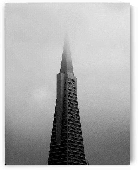 Transamerica Pyramid by Keith Hatcher