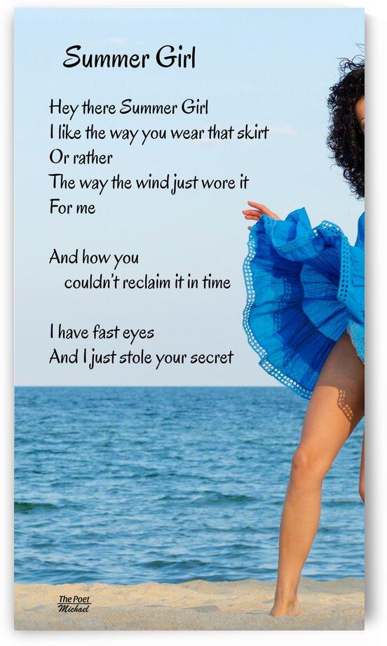 Summer Girl by The Art of Em