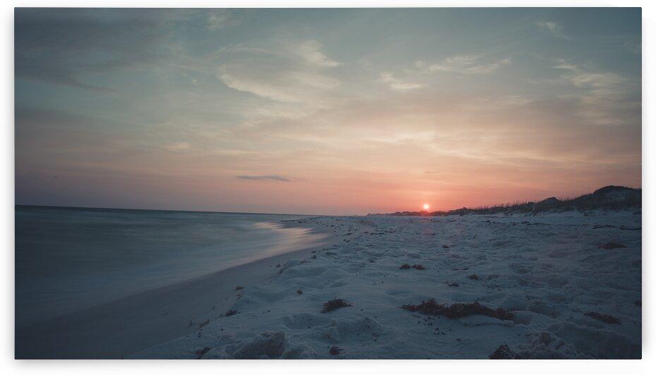 Grayton Beach Sunset by Corey Douglas