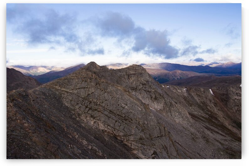 The North Scramble Mount Evans by 5280Images