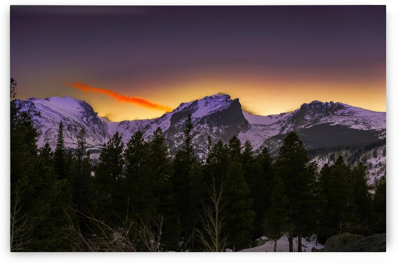 WInter sunsets by 5280Images