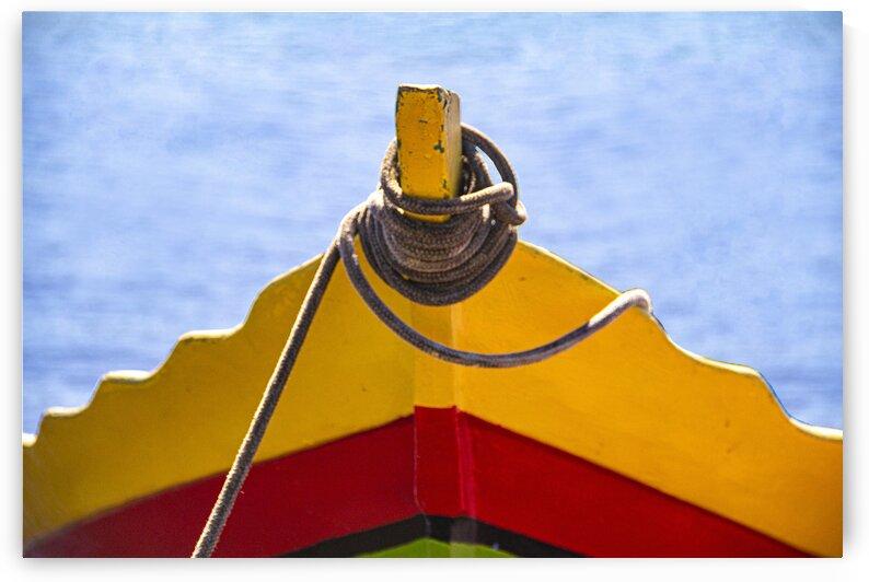 Boat - CLIX by Carlos Wood