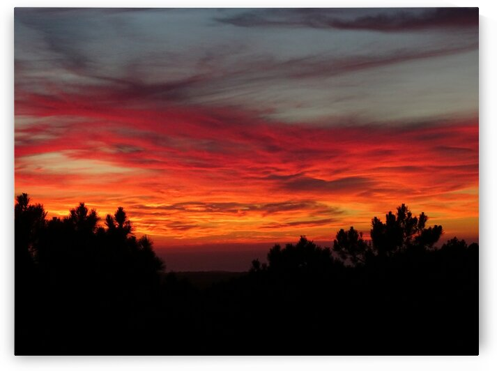 Sunsets in boulder by 5280Images