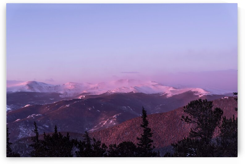 Sunrise over squaw by 5280Images