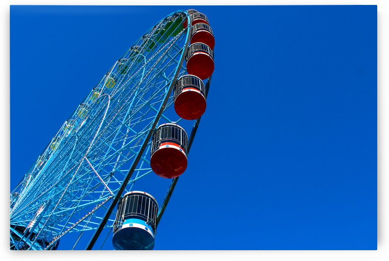 Texas Ferris Wheel by Susan Diann Photography