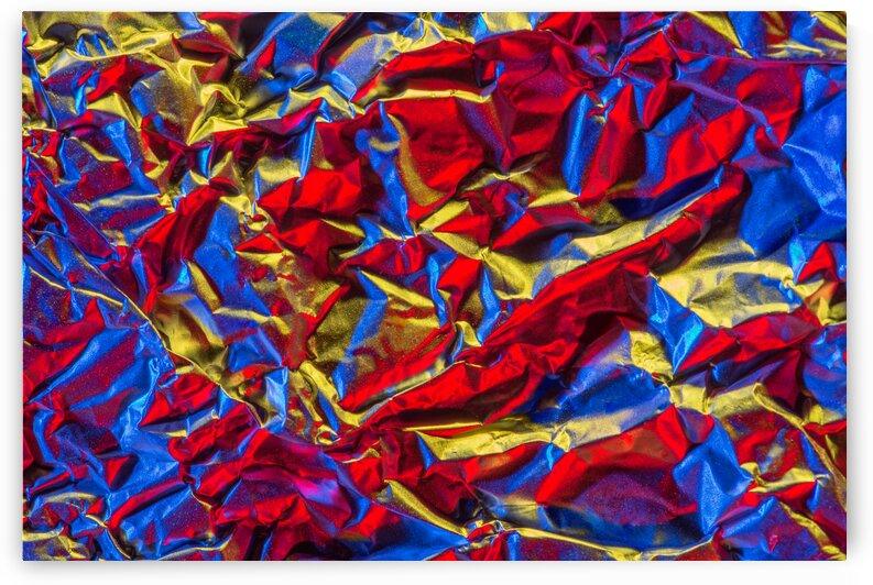 Aluminium Foil by Philippe Monthoux