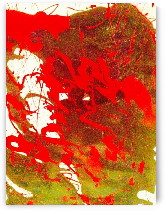 Saffron and pistachios 7.4505 by Texture and colour