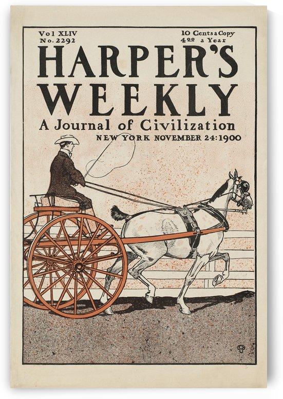 Harper's weekly by VINTAGE POSTER