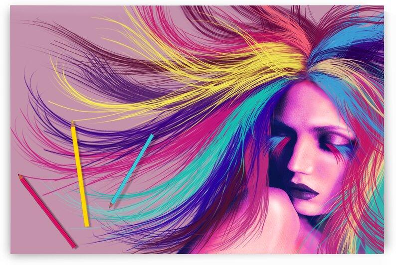 Draw me by Kateryna Bortsova