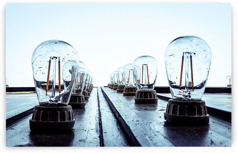 Light Bulbs Lookup by Marco Vallessi