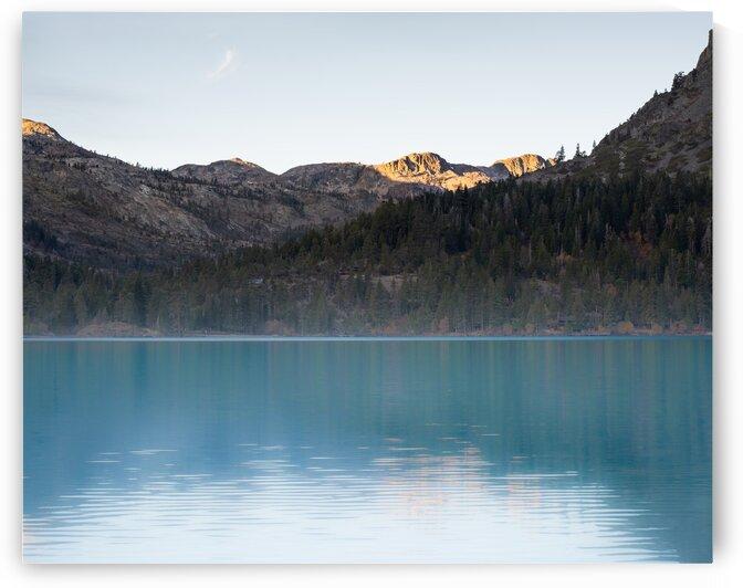 Fallen lake by Keith Hatcher