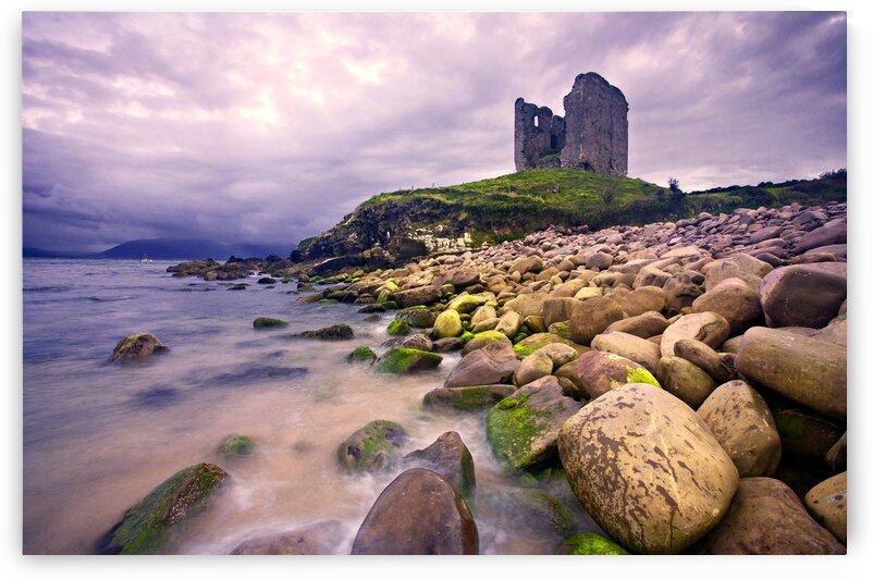 KY 274 Minard Castle by Michael Walsh