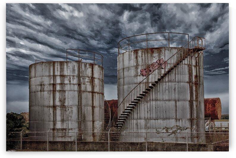Dark Tanks by Darryl Brooks