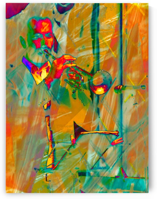 Trumpet Player by Dorothy Berry-Lound