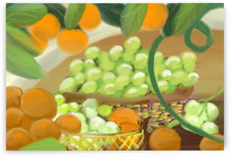 Green fresh thoughts by Ashran Adil