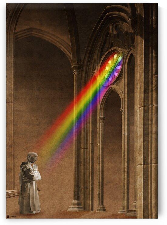 Light from God by Shahrokh heidari