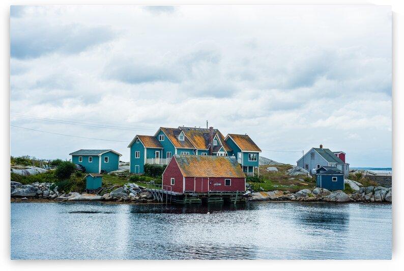 Nova Scotia - Seaside3 by Glen Grant