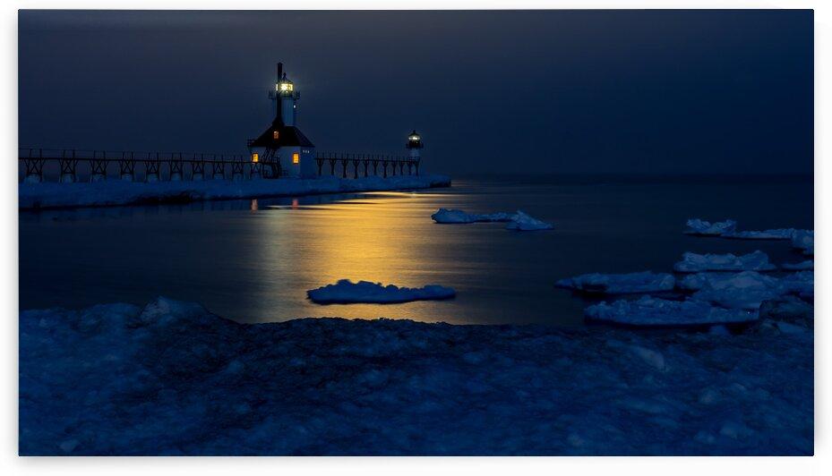 Winter Light by James W Gray