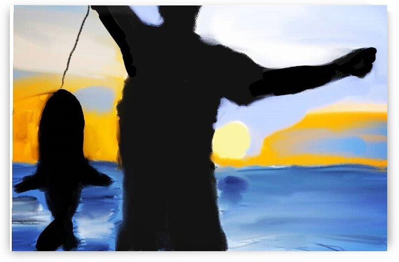 Fishing my passion by Isra Aara Ibrahim Shafeeu