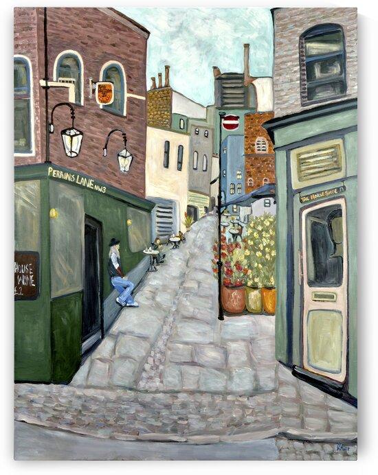 Haunted Pub Hampstead by Deborah Alastra