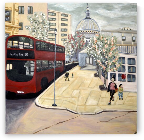 LondonTown by Deborah Alastra