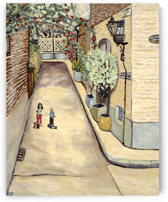 Watch House by Deborah Alastra