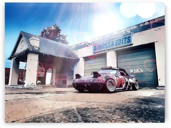 CarTUNED Render [LowRes] by GRRRilla Ninja