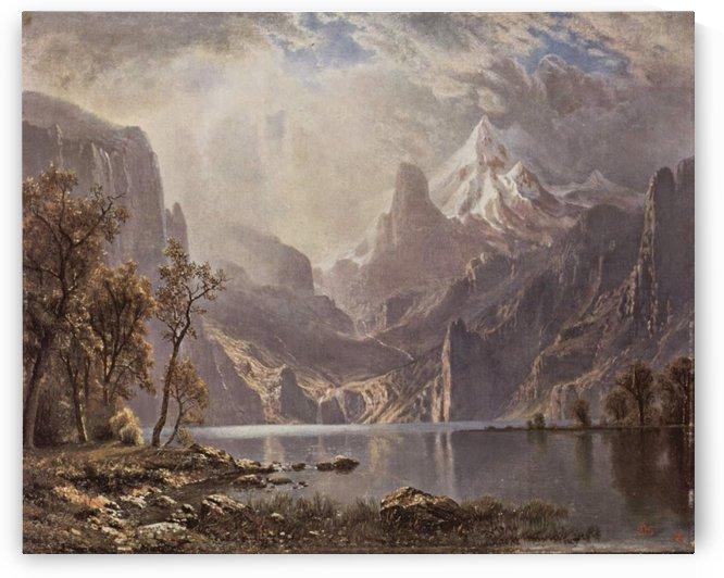 The Grand Landscape by Albert Bierstadt