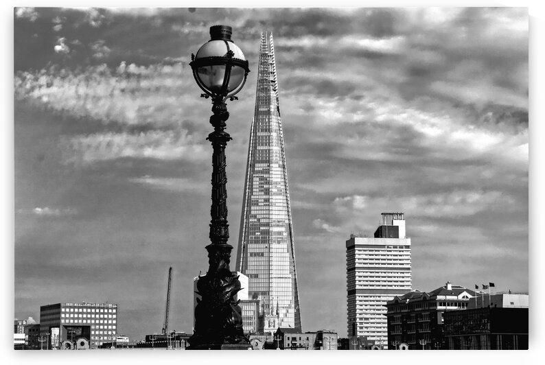 Skyscraper - London Shard by Bentivoglio Photography