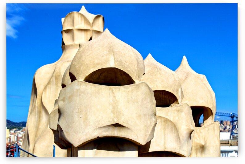 Gaudi sculptures by Bentivoglio Photography