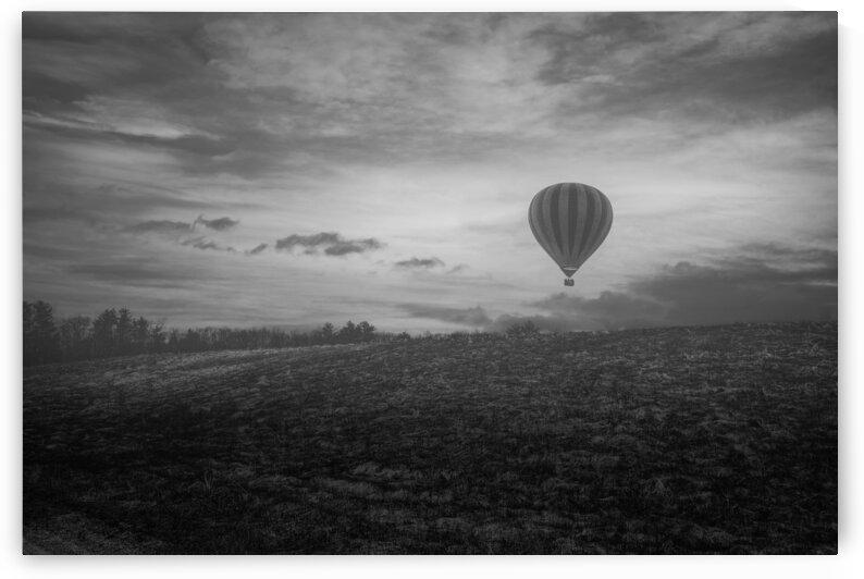 Misty Morning by Bob Orsillo