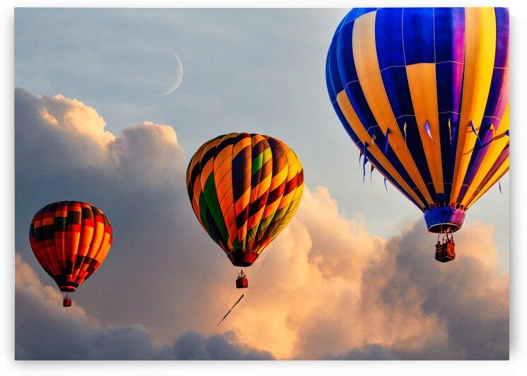 Sunrise Alignment by Bob Orsillo