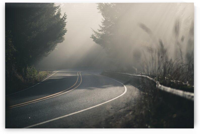 Pacific Coast Highway Mist by Corey Douglas
