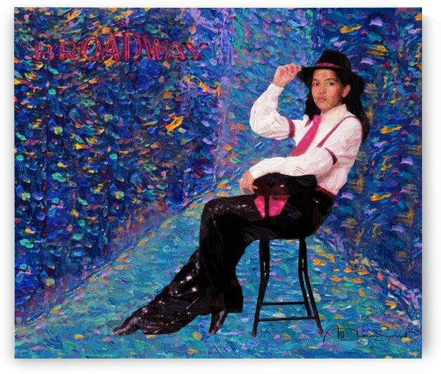 My Greatest Dancer by M Damien Suriel