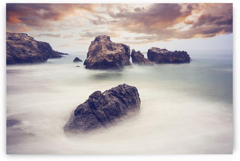 Adventure Beach Beauty Clouds Environment Fog Island Landscape by 7ob