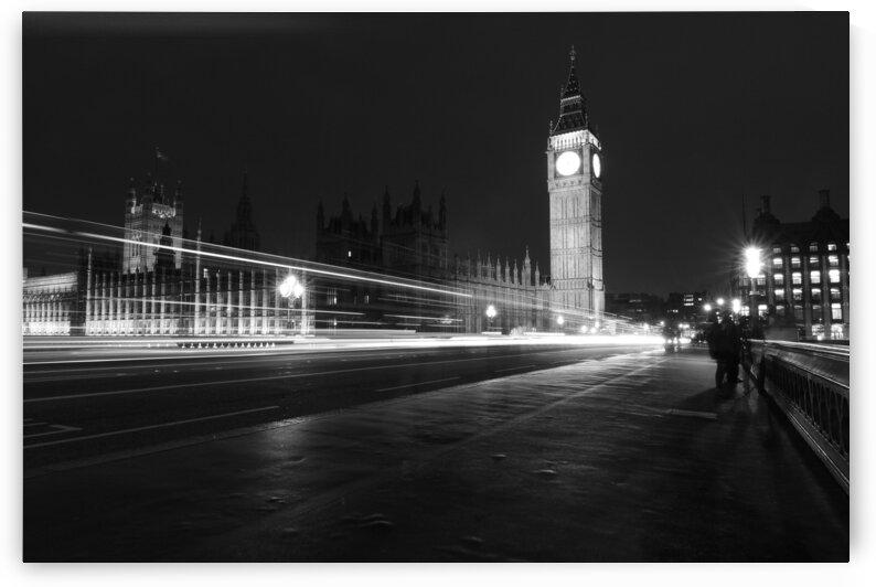 Night City Big Ben Night London City Big Ben Landmark by 7ob