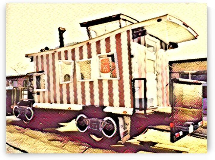 Wagon by Flodor