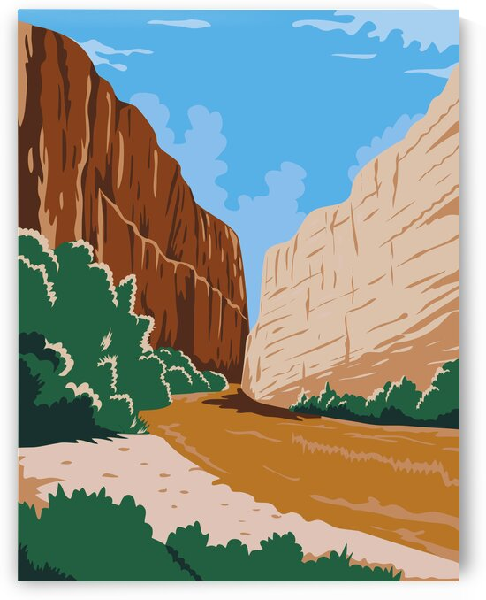 Big Bend National Park by Artistic Paradigms